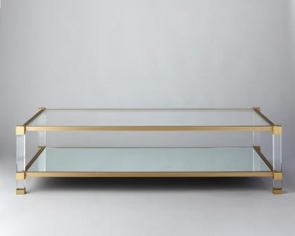 Harrison Coffee Table From Jan Showers Collection