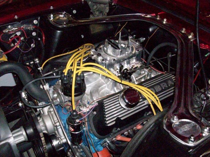1967 Mustang 289 v8