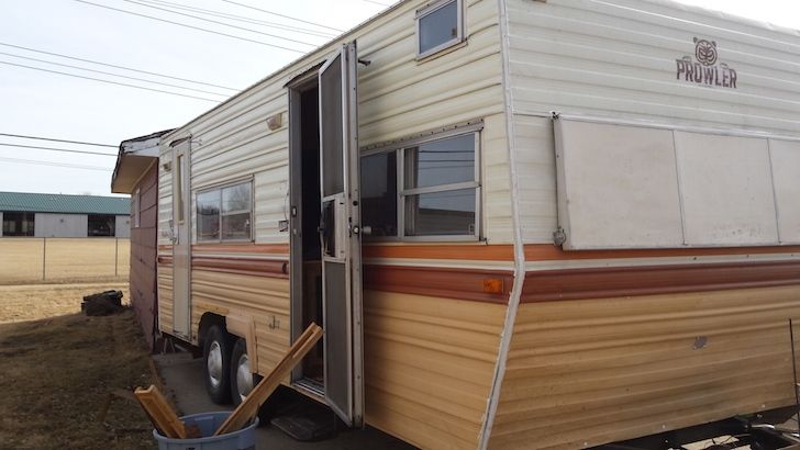 15 best 70's Prowler Travel Trailers images on Pinterest ...