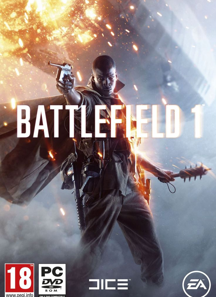 Battlefield 1 PC - EA & DICE. #Shooter #Games #VideoGames #Action #Battlefield1 #DICE #EA