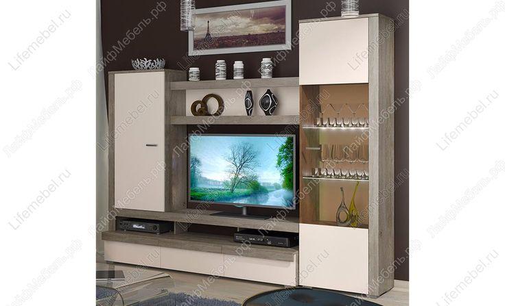 Набор мебели для общей комнаты Эйва ТД-195.01