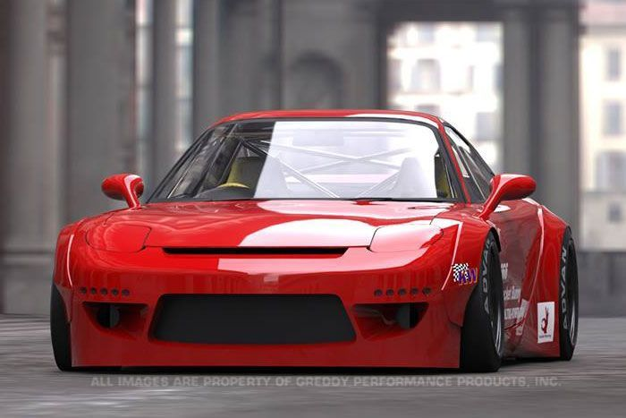 rocket bunny s14 body kit | Rockets