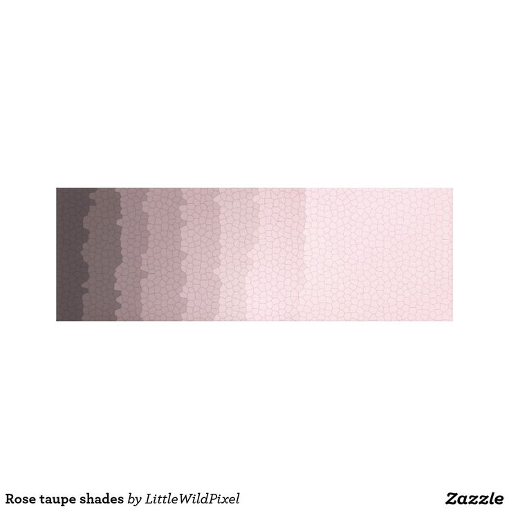 Rose taupe shades gallery wrapped canvas