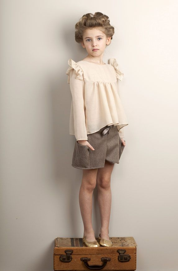 Two pieces from the always elegant Marilyn Tov collection that get a school year started with style. www.marilyntov.com