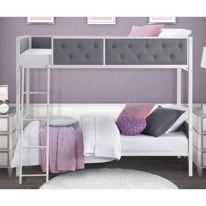 39 best chambre images on Pinterest Child room, Bunk beds and - chambres a coucher conforama