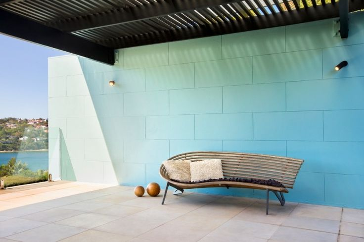 peinture mur terrasse - Recherche Google