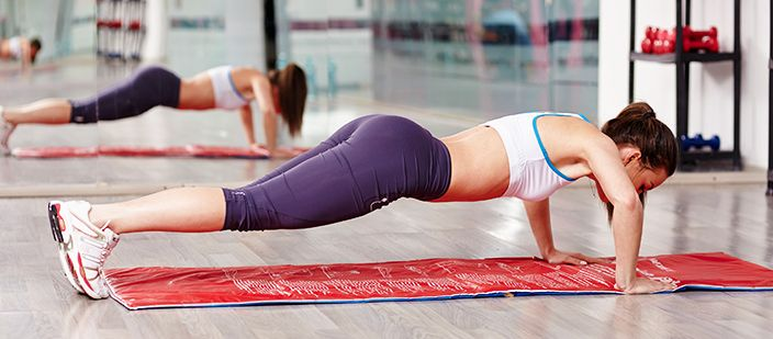 Push-ups are great strength-builders for your chest, shoulders and triceps, and they also can be great for your core. Here are some of the benefits of push-ups, and why you should make them part of your daily routine.