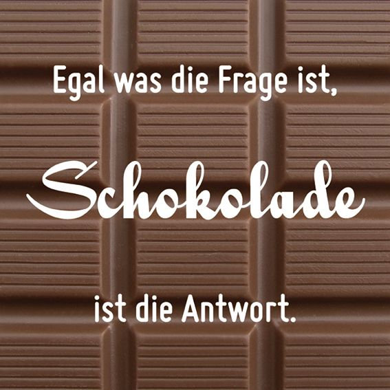 "sticky jam Kühlschrankmagnet ""Schokolade"" – Homemade in Hamburg"