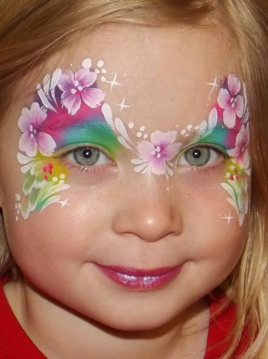 90 best images about Face Paint- Easter Ideas on Pinterest