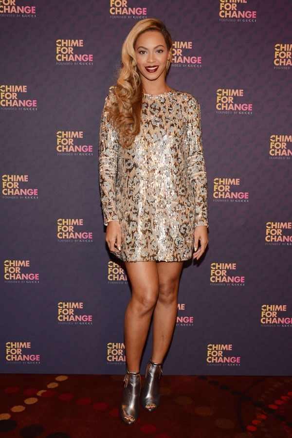 So Beyonce is auctioning a stylist job for charity - How much would you want to dress her in an outfit like this?
