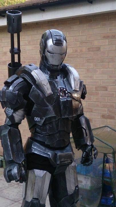 War Machine Cosplay