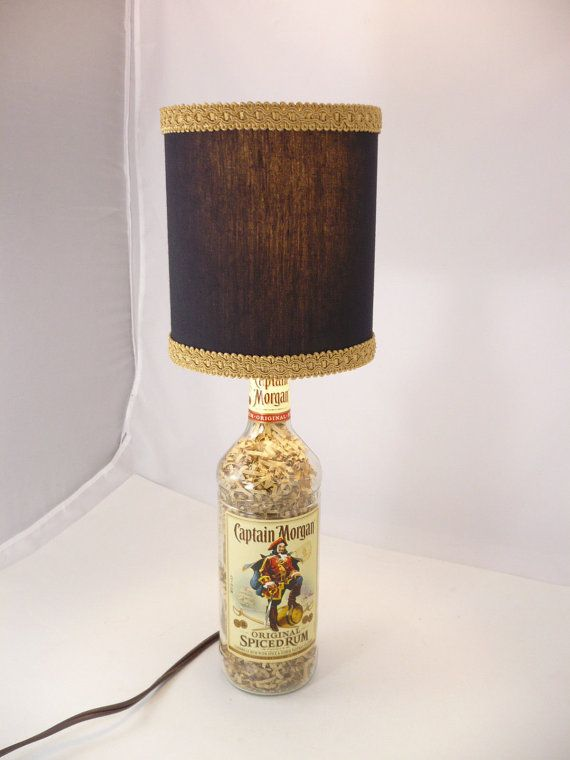 Best 25+ Liquor bottle lamps ideas on Pinterest | Bottle ...