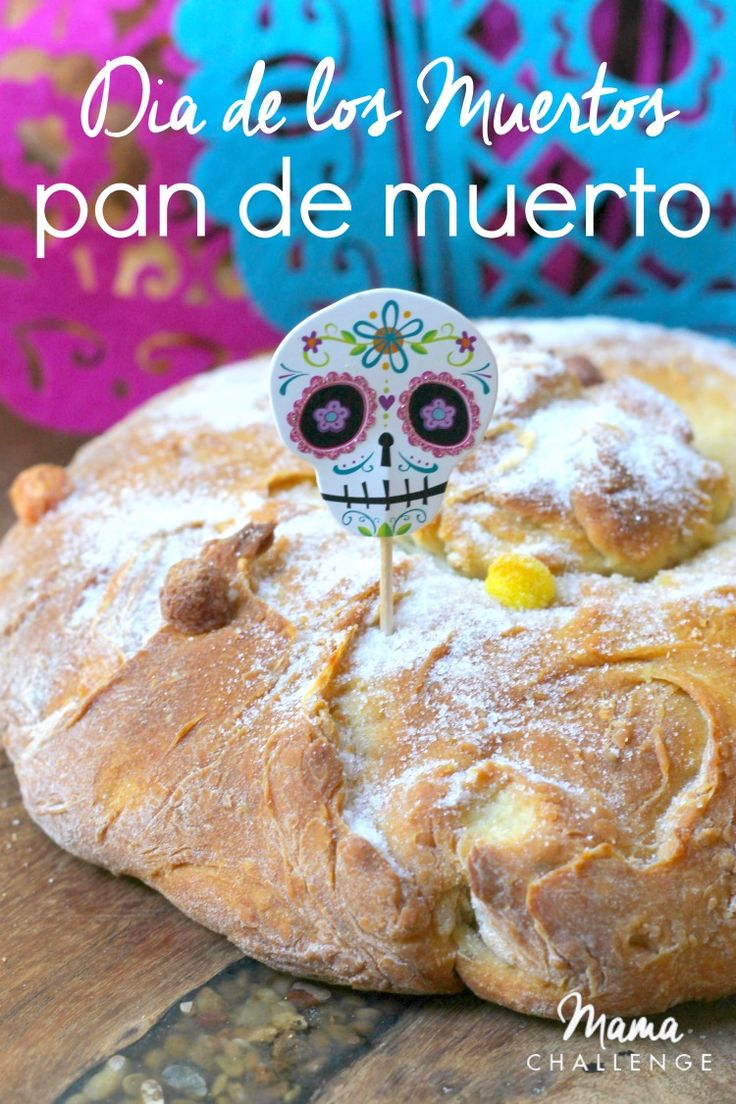 """""""A tradition is kept alive only by having something added to it."""" Learn what we added to our Dia de los Muertos tradition with our Story of Three Breads. AD #BigG #Diadelosmuertos @Walmart"""