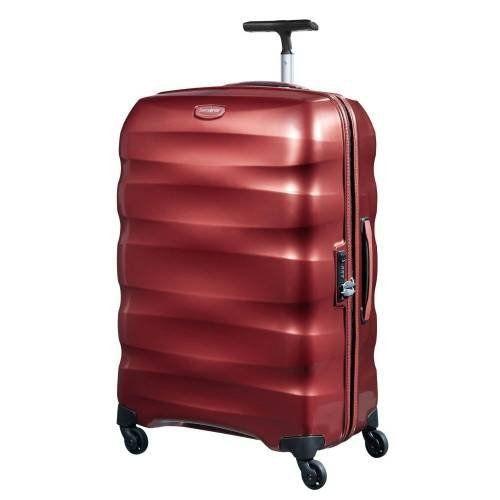 #Samsonite #Valise #Engenero #Spinner 75/28 75 cm 100 L #Rouge (Rouge Foncé) 59599-1267 #Bagage