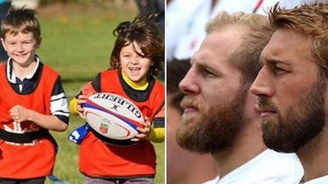 BBC Sport - Rugby World Cup: Is English rugby union just for posh kids?