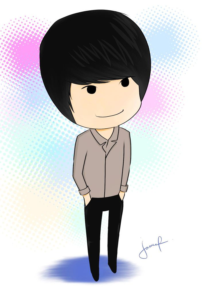Sungha Jung in Cartoon and Pencil Draw Wallpapers