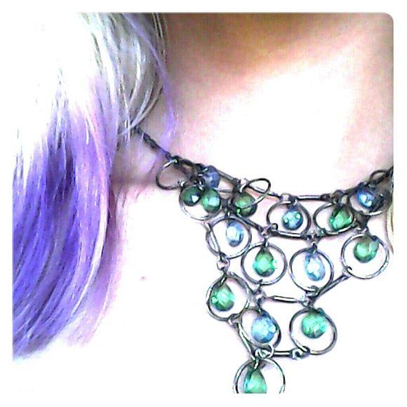 Cinco de Mayo special!!! Beautiful green necklace Jewelry Necklaces