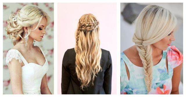 Fryzury 2016 - włosy blond #WŁOSY #BLOND #FRYZURY #WŁOSY #BLOND #INSPIRACJE