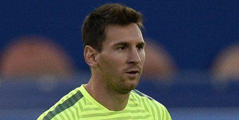 Messi Tak Pernah Berhenti Jadi yang Terbaik #Insua