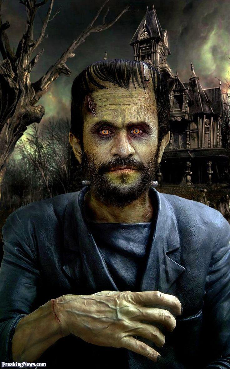 Mahmoud Ahmadinejad Frankenstein
