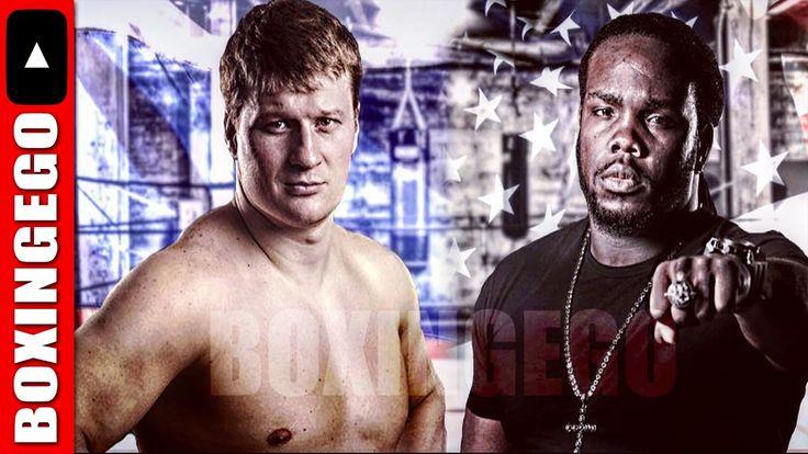 ((WBC)):ALEXANDER POVETKIN VS BERMANE STIVERNE HEAVYWEIGHT CHAMPIONSHIP ...