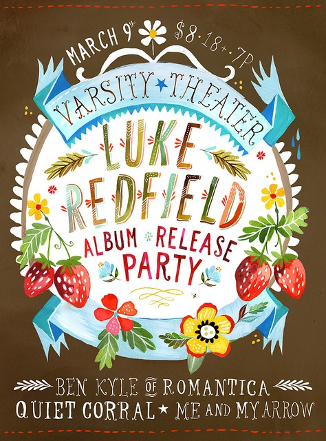 Luke's Album Release by katiedaisy, via Flickr