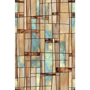 Artscape 24 in. x 36 in. City Lights Decorative Window Film-01-0133 at The Home Depot  For Front Door Sidelights