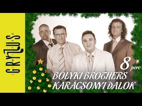 Karácsonyi dalok - Bolyki Brothers