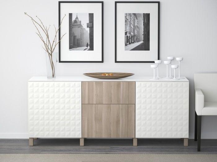 les 25 meilleures images de la cat gorie buffet bas ikea sur pinterest embellir salle tele. Black Bedroom Furniture Sets. Home Design Ideas
