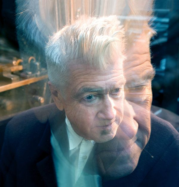 """David Lynch Is Back … as a Guru of Transcendental Meditation"" -- New York TImes Magazine, 24 February 2013"
