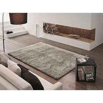 Tapete Felpudo Apolo Soft Class Casa Dona Cinza 100x150cm