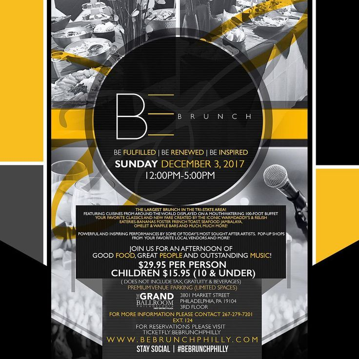 ITS PAYDAY!!!! Purchase your BE BRUNCH tickets today and BE in the number on SUNDAY DECEMBER 2 2017!!!! Www.bebrunchphilly.com #philly #brunch #phillyevents #fox #abc #friday #friyay #payday #phillyeats #popupshop #holiday #2017 #november