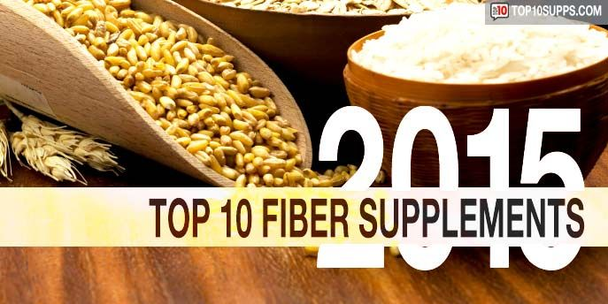 Best Fiber Supplements for 2015
