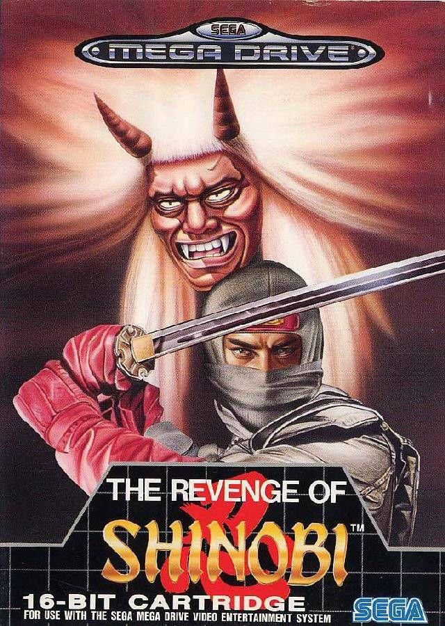 The Revenge of Shinobi: Genesis