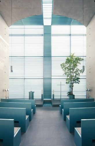 Crematorium Baumschulenweg / Shultes Frank Architeckten © Mattias Hamrén