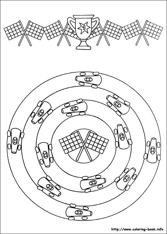 Mandala fòrmula 1