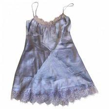 BLUMARINE Mini vestido de Seda