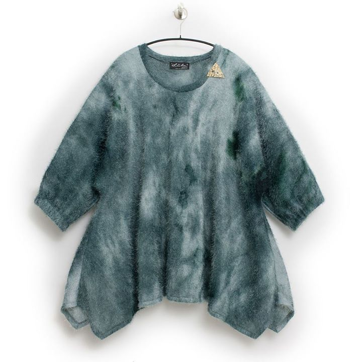 Kuscheliger #lagenlook #Pullover in A-Form von Luba Moden  Große Größe 48-62  Weitere Infos unter  https://seelenlook.de/neu --- #fashion #fashionlover #highfashion #style #stylish #mode #outfit #womanstyle #plussize #plussizefashion #boho #bohostyle #bohochic #aw17