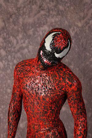 maximum carnage costume by symbiote-x.deviantart.com