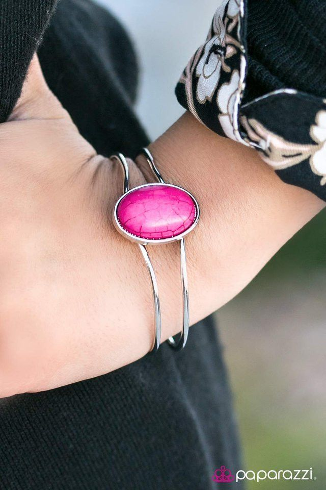 Painted Desert - Pink Bracelet