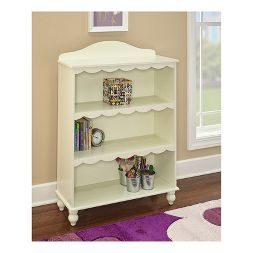 Grace Bookcase - Vanilla - Oak Grove Collection