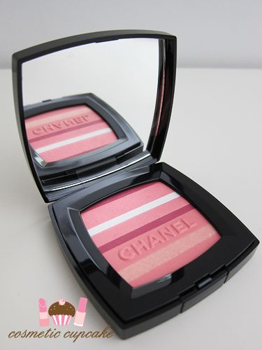 Cosmetic Cupcake: Chanel Blush Horizon de Chanel swatches and review