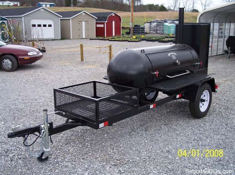 TS250 BBQ Smoker   SeriousBBQs.com