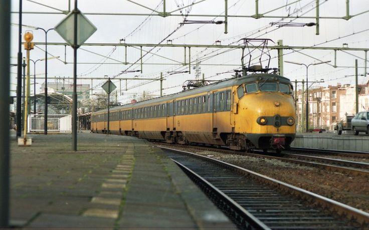 NS Hondekop te Zwolle