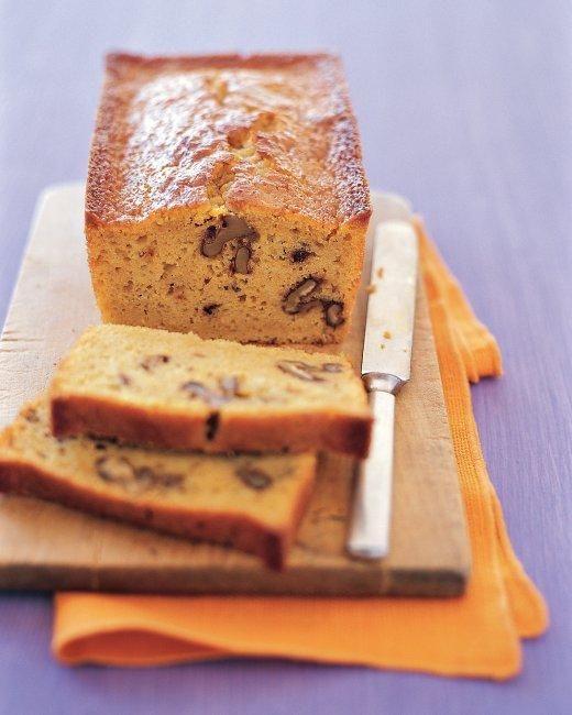 Ginger-Carrot Bread Recipe