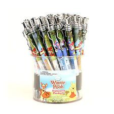 DISNEY WINNIE THE POOH WRITING PENS -- 48 count COUNTER DISPLAY -- AWESOME!!!