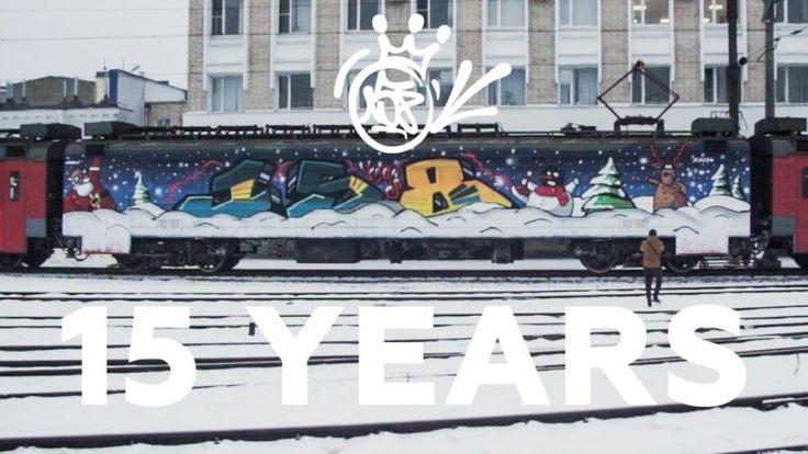 Piętnaście lat na scenie158 CREW uhonorowane w należytym stylu. Świąteczny wholecar zabłysnął pewnej pięknej zimowej nocy. Polecamy naprawdę kozacką relację z tego wydarzenia.