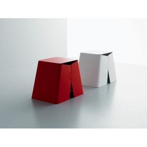 """Abbraccio"" Multi-functional Stool by Miniforms http://www.astylishome.com/stools/271-abbraccio-multi-functional-stool.html"