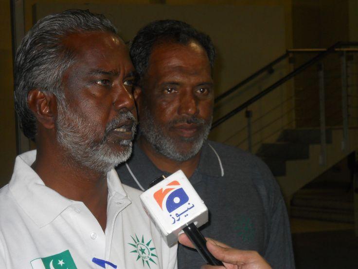 Interview of Hon. Amir Uddin Ansari Secretary Pakistan Disabled Cricket Association http://goo.gl/fq6Mgj