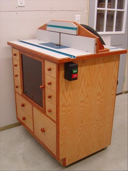 29 best images about router tables on pinterest shops for Wood router and table